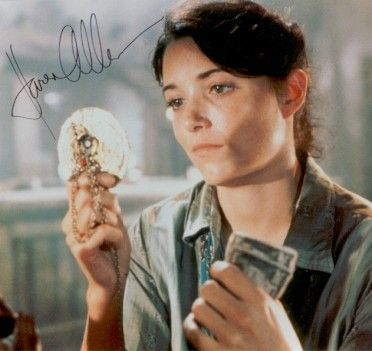 Marion Ravenwood Karen Allen in Raiders of the Lost Ark (1981)