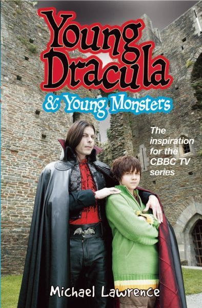 Young Dracula  Tie-In Book Cover