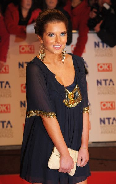 Helen Flanagan National Television Awards 2010
