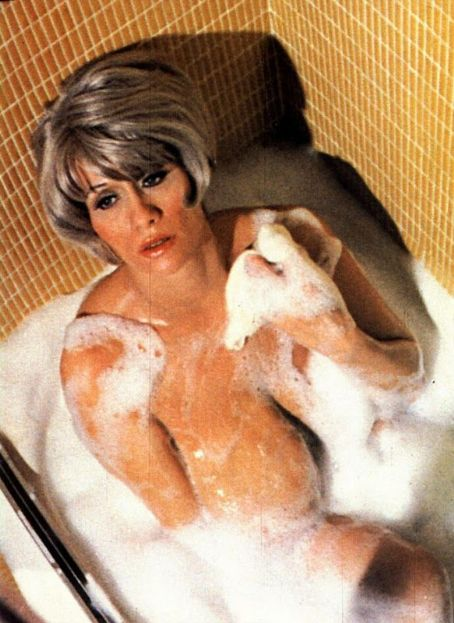Chesty Morgan  in the Bathtub
