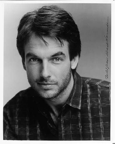 Mark Harmon  he is evry girl dream