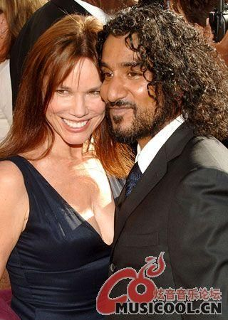 Barbara Hershey  and Naveen Andrews