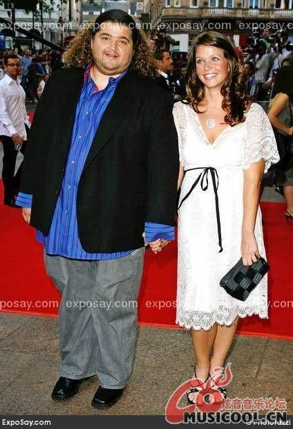 Jorge Garcia  and Malia Hansen