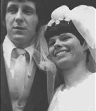 John Entwistle  and Allison Entwistle