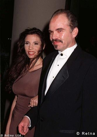Billy Bob Thornton Billy Thorton and Pietra Dawn Cherniak