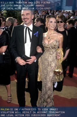 Billy Bob Thornton  and Pietra Dawn Thornton