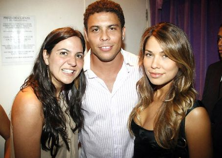 Ronaldo Bia Anthony and  Luis Nazário De Lima