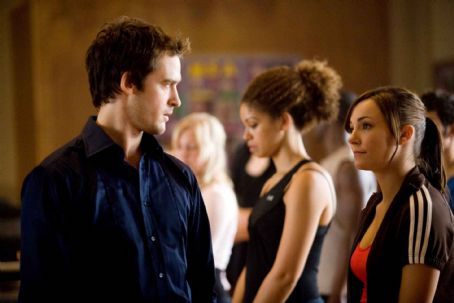 Will Kemp WILL KEMP (LEFT), BRIANA EVIGAN (RIGHT). Photo Credit: Karen Ballard. ©2007 Touchstone Pictures and Summit Entertainment, LLC. All rights reserved.