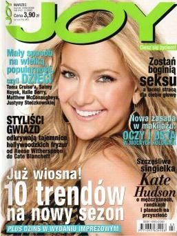 Kate Hudson - Joy Magazine [Poland] (March 2009)