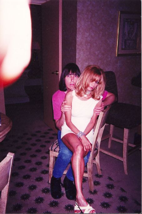 Johnny Ramone Johnny and Linda Ramone