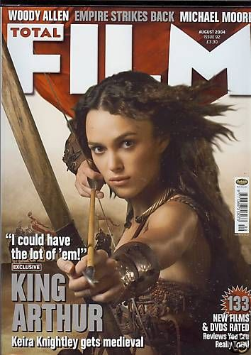 Keira Knightley - Total Film Magazine [United Kingdom] (August 2004)