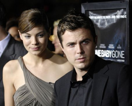 Gone Baby Gone Michelle Monaghan and Casey Affleck