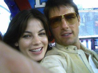 Mission: Impossible III Tom Cruise and Michelle Monaghan