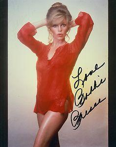 Bobbie Bresee  Wearing Red Babydoll