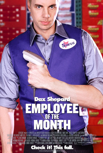 Employee of the Month Poster - 2006