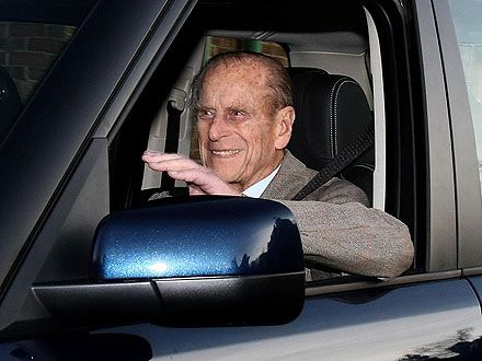 Prince Philip Leaves Hospital After Emergency Surgery