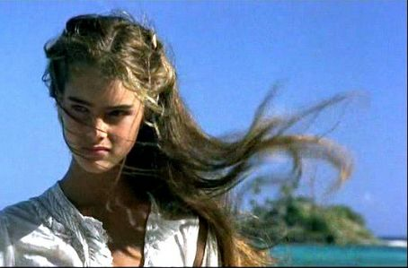 The Blue Lagoon Brooke Shields in  (1980)