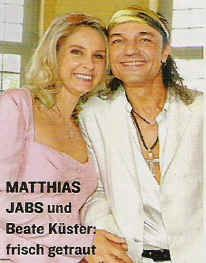 Matthias Jabs and Beate Kuster
