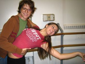 Ashley Leggat Michael Seater and