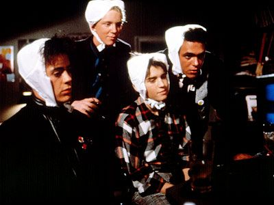Ilan Mitchell-Smith Weird Science