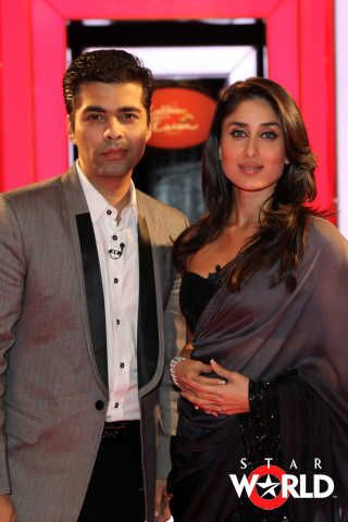 Karan Johar Koffee With Karan 2010