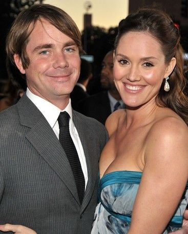Erinn Hayes  and Jack Hayes