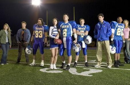 Aimee Teegarden - Friday Night Lights