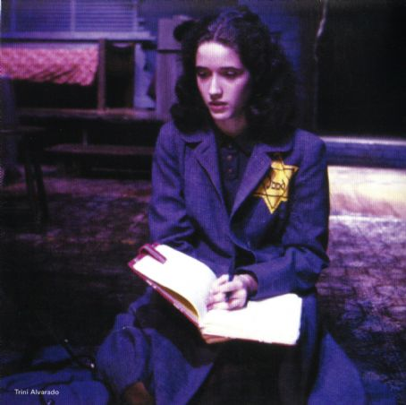 Trini Alvarado  as Anne Frank in the 1985 off-Broadway production of Yours, Anne.