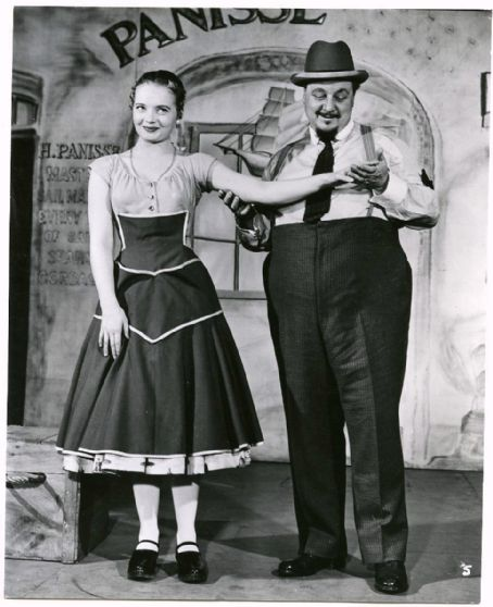 Fanny Florence Henderson in the 1954 Musical