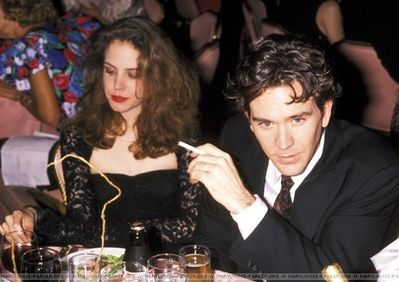 Timothy Hutton Mary-Louise Parker and  Photograph