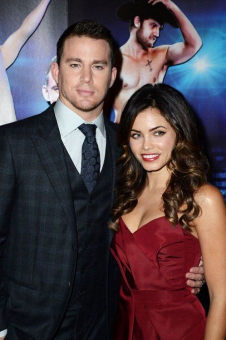 "Jenna Dewan-Tatum - London premiere of ""Magic Mike"" (July 10)"