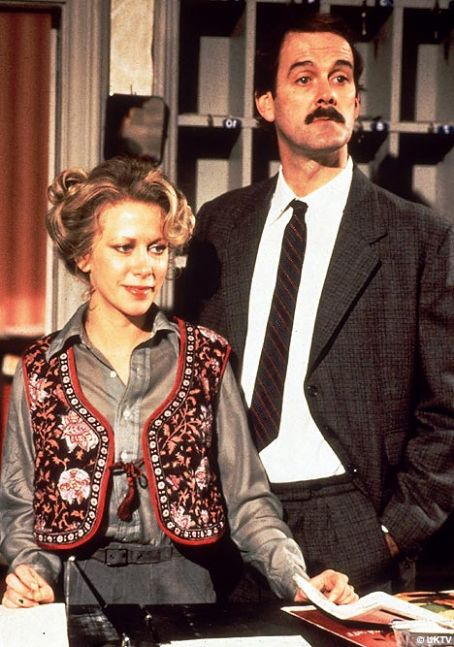 John Cleese Connie Booth