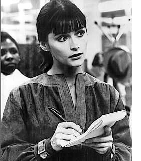 Margot Kidder  as Lois Lane in Superman II (1980)