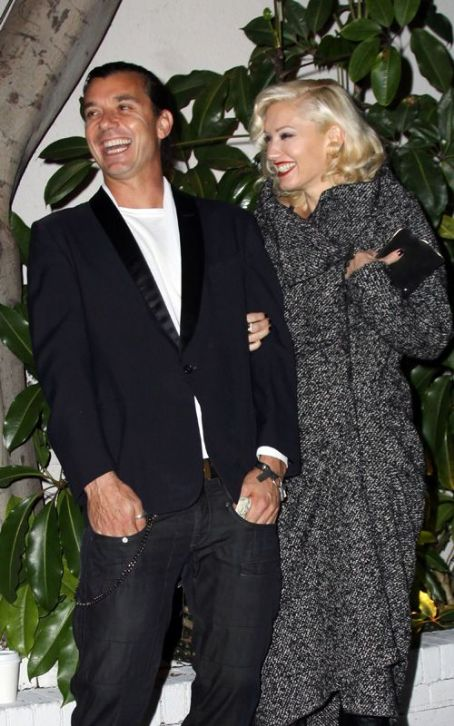 Gwen Stefani and Gavin Rossdale: Chateau Lovers