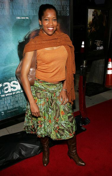 "Regina King - Premiere Of Lions Gate's ""Crash"""