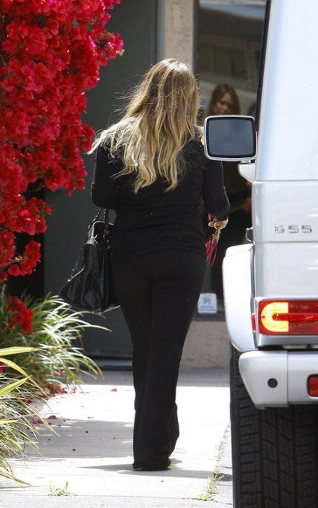 Hilary Duff: Looking Beautiful is Hard Work!