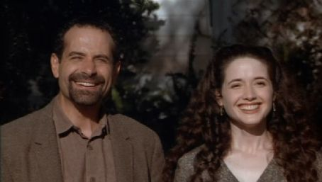 Tony Shalhoub Trini Alvarado (along with Tony Shaloub) As Adult Marie Altweather in 1998's Paulie.