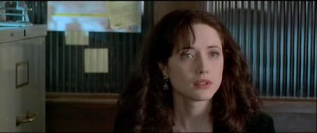 Trini Alvarado  as Dr. Lucy Lynskey in 1996's the Frighteners.