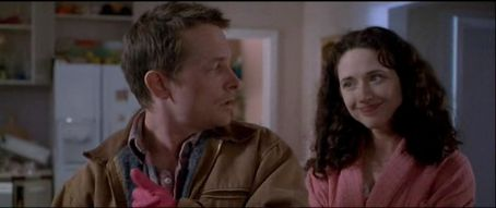 Trini Alvarado  (along with Michael J. Fox) in 1996's the Frighteners.
