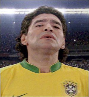 Diego Armando Maradona Diego Maradona