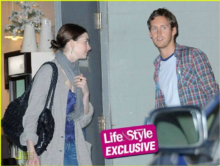Adam Shulman Anne Hathaway and