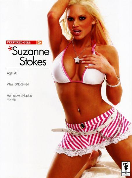 Suzanne Stokes