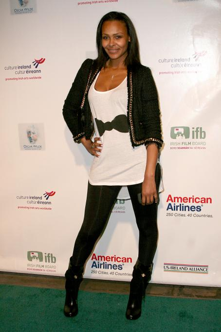 Samantha Mumba - 5 Annual Oscar Wilde, 4 March 2010
