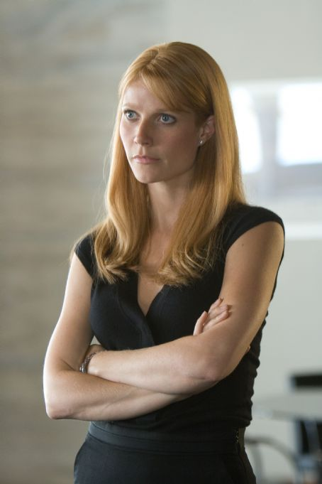 Iron Man Gwyneth Paltrow as Pepper Potts in .