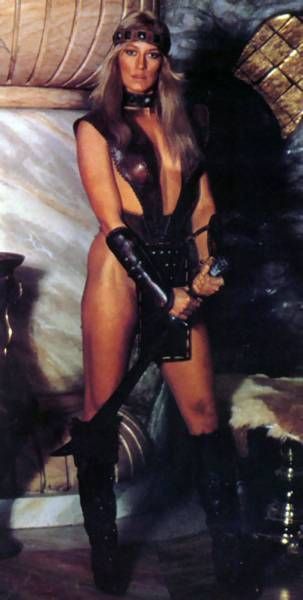 Sandahl Bergman  in Conan the Barbarian (1982)