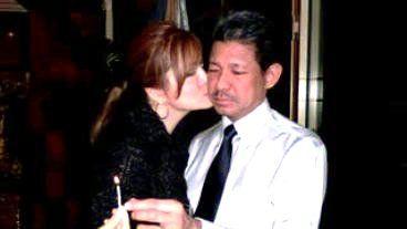 Jefri Bolkiah and Evangeline Del Rosario