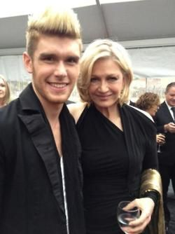 Colton Dixon at White House Correpondence Dinner