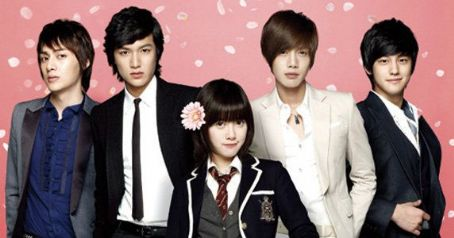 Joon Kim Boys before flowers- cast