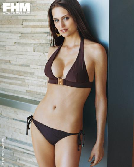 Morgan Webb  - FHM November 2006