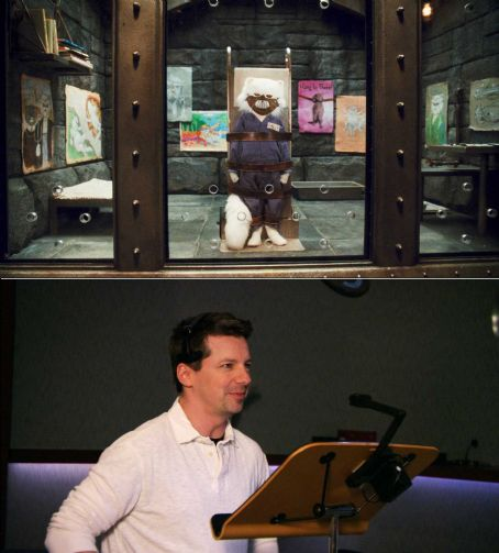 Sean Hayes MR. TINKLES, voiced by SEAN HAYES in Warner Bros. Pictures' and Village Roadshow Pictures' comedy 'CATS & DOGS: THE REVENGE OF KITTY GALORE,' a Warner Bros. Pictures release. Photos courtesy of Warner Bros. Pictures